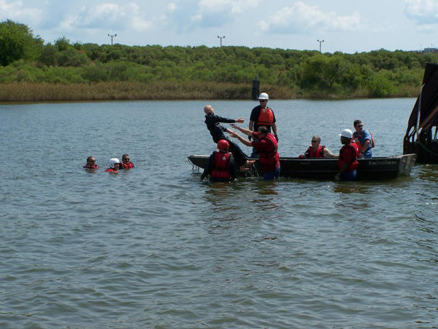 Incorporate Water Rescue Into Your Mine Safety Training