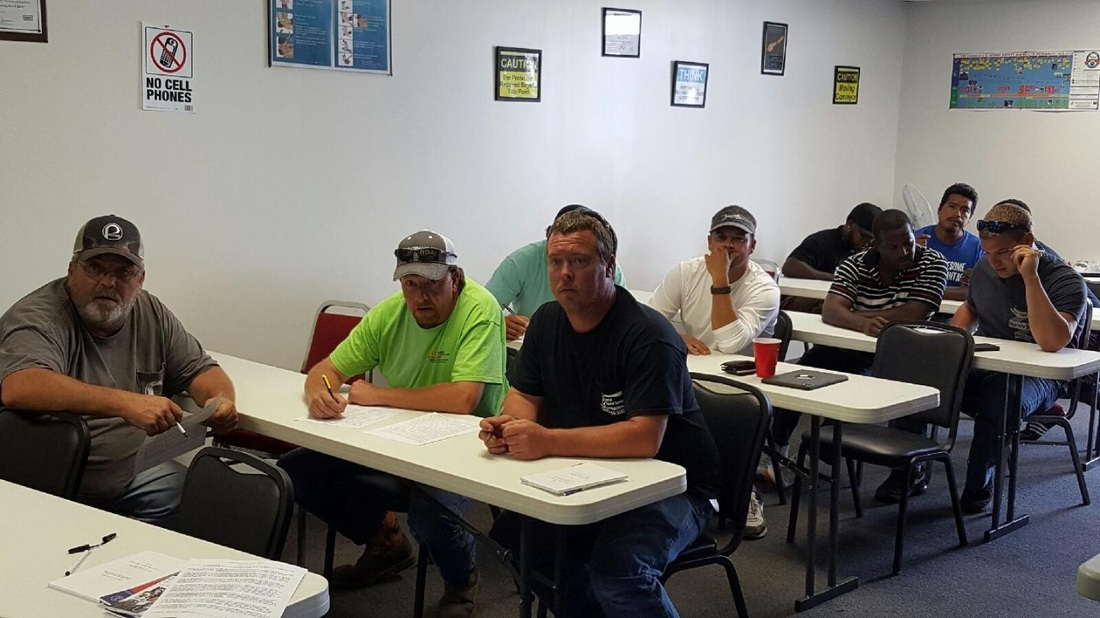 mine safety training with a twist - msha training is just the first ...